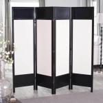 Hot-selling 4 Cloth Panels Folding Room Screens Divider Indoor Water Fountain