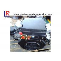 China Electric start Small 22HP Twin Cylinder Diesel Engine with 4-stroke on sale