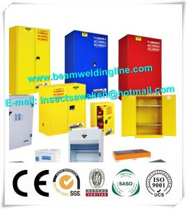 China Blue , Red Fire Resistant File Cabinet / Acid Resistant Metal Lab Cabinets on sale