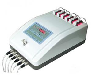 China OEM Non - Invasive 650nm Laser Liposuction Body Slimming Machines with 6 Pad, 8 Diode each on sale