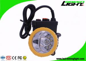 China 11.2Ah Cree LED Mining Lamp , Explosion Proof Safety Work Light for Underground Mine Hunting on sale