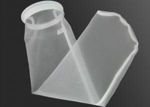 China Food Grade Nylon Mesh Strainer Bag Alkali Resisting 5g Weight Long Service Life on sale