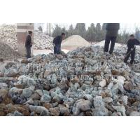 Pure CaF2 90% Fluorspar Lumps , Cement Making Fluorite Ore