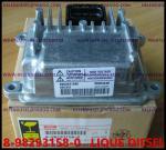 Genuine and New ISUZU ECU 8-98293158-0 , 8982931580 , 98293158 control unit, ISUZU drive unit