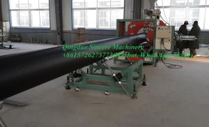 Quality Large diameters HDPE hollow wall winding pipe production line 800mm 2400mm for sale