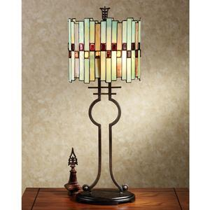 China Imagine Stained Glass Table Lamp on sale