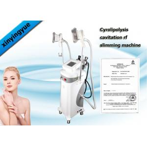 China Professional Cryolipolysis Fat Freeze Slimming Machine with Cooling System on sale