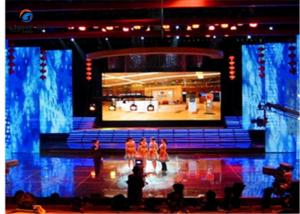China indoor led screen display p3.91 p4.81 video wall 500x500mm Rental Led Display Cabinet Indoor p3.91 p4.81 Led Screen wholesale