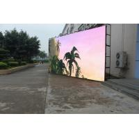 Commercial Flexible P5 Outdoor LED Advertising Screens Super Bright For Supermarket