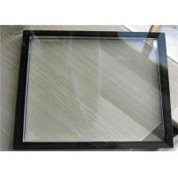 Low E Triple Glazed Insulated Glass , Double Glazed Glass PanelsFor Airports