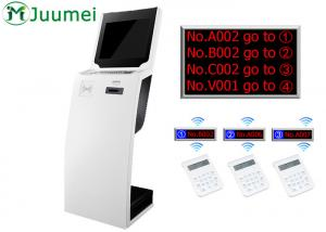 China Self Service Electronic Queuing System For Hospitals Service Centers on sale