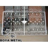 Entry Iron Gate Wrought Iron