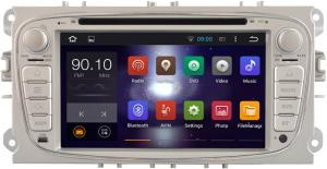 China Google Map 1.6GHZ Stereo Ford DVD Player , Ford Mondeo DVD Navigation System 2007 - 2012 on sale