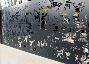China Lightning Protection Steel Screen Panels , Heat Preservation Decorative Steel Sheets on sale
