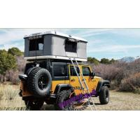 China Pop Up Hard Cover Roof Top Tent Remote Control For 4x4 Offroad Campers Traveler on sale