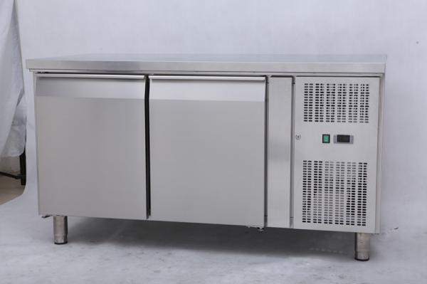 Restaurant Under Counter Chiller 260L GN2100TN , Double Door Under Counter  Images