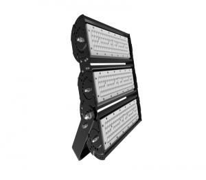 China 2700k-6500k 180w 360w Modular High Pole LED Flood Light For Stadium Sports Tunnel on sale
