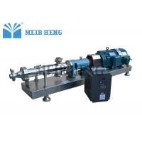 Progressive Cavity Food Grade Liquid Transfer Pump Domestic Food Grade Rotary Pump