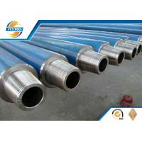 High Purity Stainless Steel Drilling String Non-Magnetic Oil Drilling Collar