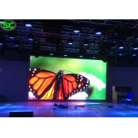 HD Indoor Rental Led Display Full Color , Led Tv Advertising Video High Brightness