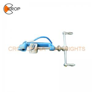 China Cable Tie Strapping Tension Fasten Tool for Stainless Steel Band on sale