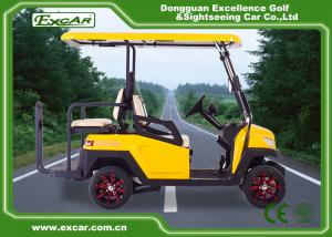 Quality 48 Volt 3kw Battery Ed Electric Golf Buggy Car 80 100km Range For
