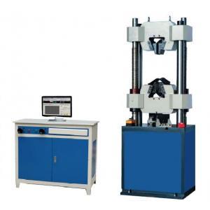 China WEW-600B Computer display hydraulic universal testing machine on sale