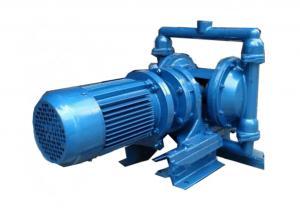 China Self Absorption Electric Diaphragm Pump , Dual Industrial Diaphragm Pump No Leakage on sale