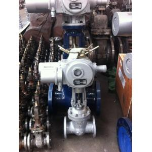 China Electric Actuated GATE Valves on sale