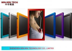 China Colorfull の壁の台紙のエレベーターのデジタル表記 LCD の広告プレーヤー on sale