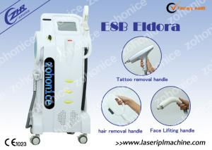 China E - Light Ipl Beauty Machine For Face Lifting , Blood Vessels Removal on sale