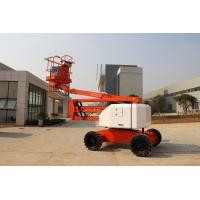 China 18 Meters Self-propelled Articulated Boom Lift Work Platform good sales in oversea market on sale