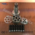 Small Pump Spare Parts , Rexroth Piston Pump Parts A6VM28 A6VM55 A6VM80 A6VM107 A6VM140 A6VM160 A6VM200 A6VM355 A6VM500