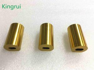 China OEM 0.005mm Tolerance ASP23 Punch Pins With TiN Coating on sale