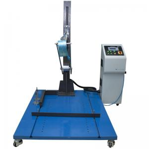 China SUS304 Digital Height Indicator Automatic Corrugated Box Package Drop Testing Equipment on sale