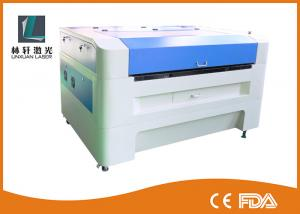 China 1610 EFR Laser Tube CO2 Laser Engraving Cutting Machine For Non Metal Materials on sale