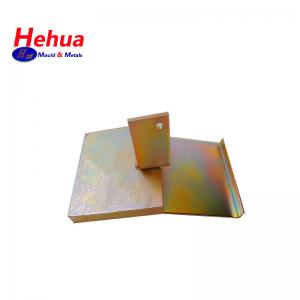 China Sheet metal parts of welding machine and function welding spare parts on sale