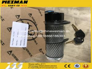 China Hot Sale  SDLG LG958L Wheel Loader Spare Parts 4110000613 DISEAL CAP QL8 on sale