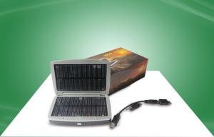 China Energy Conversion Devices Solar Powered Products Charger For Laptop , Mobile Phone , MP4 on sale