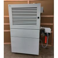 Fully Automatic Waste Motor Oil Heater Window Shades High Efficient Combustion