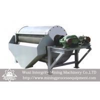 Wet Permanent Magnetic Drum Separator High Intensity Capacity