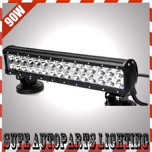 China 14.5'' 7500lm 90W CREE LED Offroad Light bar LED Working Light Bar LED Light Bar cree on sale