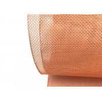 High Purity Copper Wire Mesh Screen 0.04mm To 3mm Wire For Faraday Cage