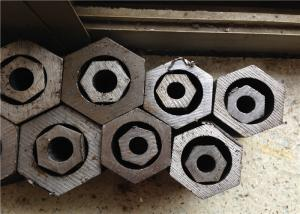 China Customized Astm A106 Hexagonal Steel Tube Cold Drawn Seamless Non - Secondary on sale