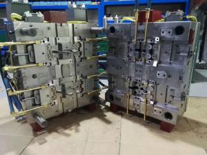 China Two Color Injection Molding Molds , High Precision Injection Mold Maker on sale