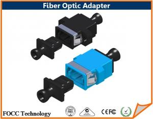 China Multimode MPO Fiber Optic Adapters on sale