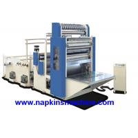 China PLC 200mm Size 1300 sheets / Lane Facial Tissue Machine on sale