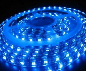 China High Lumen SMD 5050 RGB 12 Volt Led Light Strips Color Changing Led Strip Lights 14.4W/M on sale