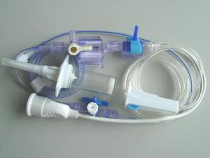 China BD Medical Disposable Pressure Transducer Kit Infusion Set on sale