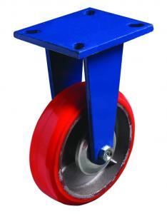 China Iron Caster Wheel on sale